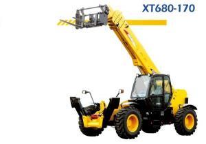 Телескопический погрузчик XCMG XT680-170