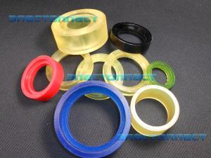 Полиуретановые ролики, манжеты, шины, кольца.