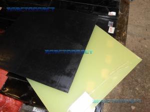 Лист полиуретановый 500Х500Х10 СКУ-ПФЛ 100 (Твердость 60-97 ед. по Шору А)