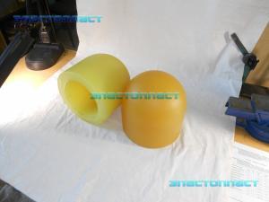 Торпеда полиуретановая ф 204 для очистки нефтепроводов.