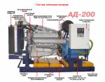 Дизельная электростанция АД-200