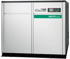Электрический компрессор Hitachi DSP-100VW5MN (INVERTER)