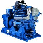 Газопоршневая генераторная установка MWM 2016V8C (CAT CG132-8)
