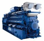 Газопоршневая установка MWM 2020V12C (CAT CG170-12)