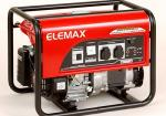 Бензогенератор Elemax SH5300EX-R