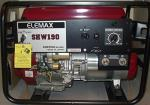 Бензогенератор Elemax SHW190-RAS