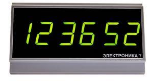 Электронные часы Электроника7-256СМ6