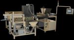 АЛПК-2 – автоматическая линия для производства изделий с начинкой и без нее