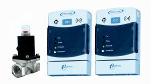 Система контроля загазованности САКЗ-МК-2-1А бытовая