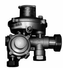 Регулятор давления газа РДГБ-10