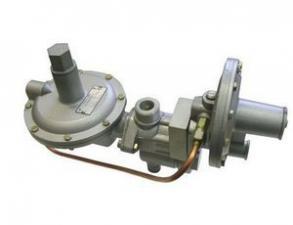 Регулятор давления газа РДГК-10М