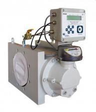 Комплекс для измерения количества газа СГ-ЭК-Р-100/1,6