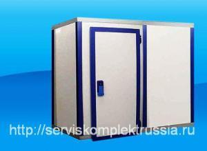 Камера холодильная КХН-2,94 (без агрегата) 1360х1360х2200 мм