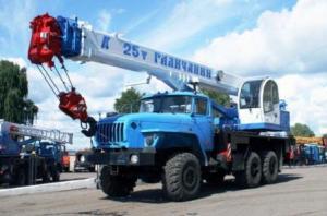 """Автокран КС-55713-3В """"Галич"""""""