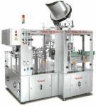 Триблок MELV-GRAVITY Компактная линия Ополаскивание – Розлив – Укупорка