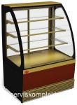 Холодильная витрина Veneto VS-0,95 new  +5...+10 C°