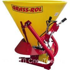 Разбрасыватель минеральных удобрений Grass-Rol 500л