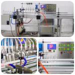 Автоматический дозатор жидкости 8 разливочных сопел  (Диафрагменный насос)