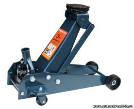 Домкрат подкатной 3т 135-495 мм T31102