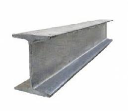 Двутавр нержавеющий 200х100х5,6х8,5мм AISI 304 20Б1