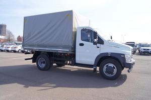 Боковая защита бензобака и брызговики ГАЗ- 3307, 3309, 33106