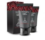 Натуральный гель для мужской силы Titan Gel