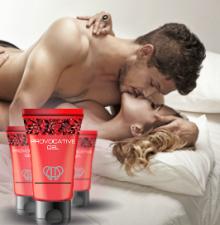 Крем-гель Провокация (Provocative Gel) для колоссального оргазма