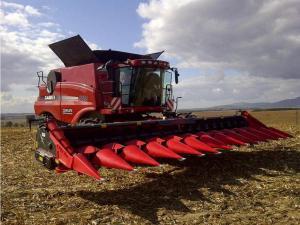 Жатка Capello Quasar для уборки кукурузы