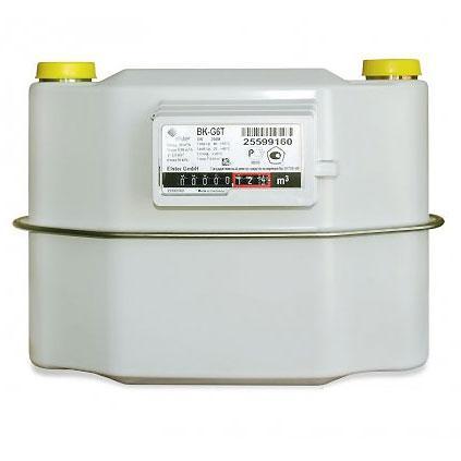 Диафрагменный счетчик газа с механической термокомпенсацией BK-G6T (250мм)