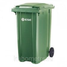 Евроконтейнеры для мусора 240 л Германия