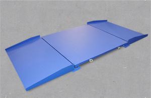 Весы платформенные ВСП4-Б с пандусами