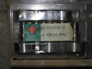 Подшипник KR 26 PPX ( INA , Германия ) KR26 PPX