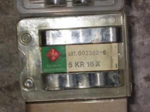 Подшипник KR16 X (INA, Германия) (KR16 X)