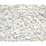 Мраморная крошка супер белая 5-10 мм, 50 кг