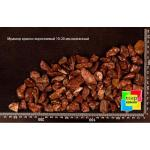 Мраморная крошка красно-коричневая 10-20 мм, 1 тонна