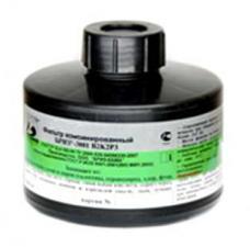 Фильтр противогазовый комбинированный В1К1Р1