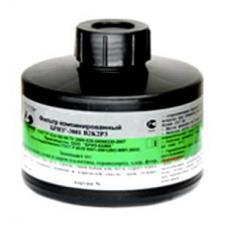 Фильтр противогазовый комбинированный В2К2Р3