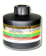 Фильтр противогазовый комб-ный А2В2Е2К2-Hg Р3
