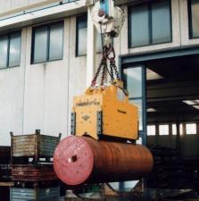 Электромагнитная грузоподъемная система Technomagnete - RD