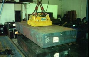 Электромагнитная грузоподъемная система Technomagnete - SML 150