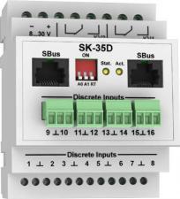 SK-35D - модуль контроля дискретных входов