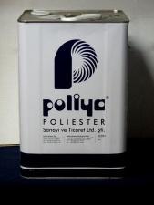 Смола полиэфирная Polipol 383G для технологии SolidSurface, фас.18кг