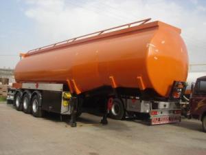 Цистерна для перевозки светлых нефтепродуктов