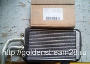 Радиатор отопления кабины ND116120-7990