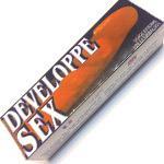 Крем для увеличения пениса Developpe SEX
