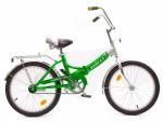 Велосипед двухколесный В2004 салатовый
