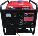 Бензогенератор инверторный RedVerg RD-IG3500HE