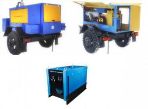 Агрегаты АДД-4004, АДД2х2501, АДД2х2502, АДД-5001, АДПР, АДДУ