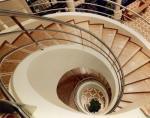 Лестницы из искусственного камня, агломрамора
