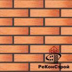 Кирпич облицовочный Голицынский, соната, руст 0.7 НФ